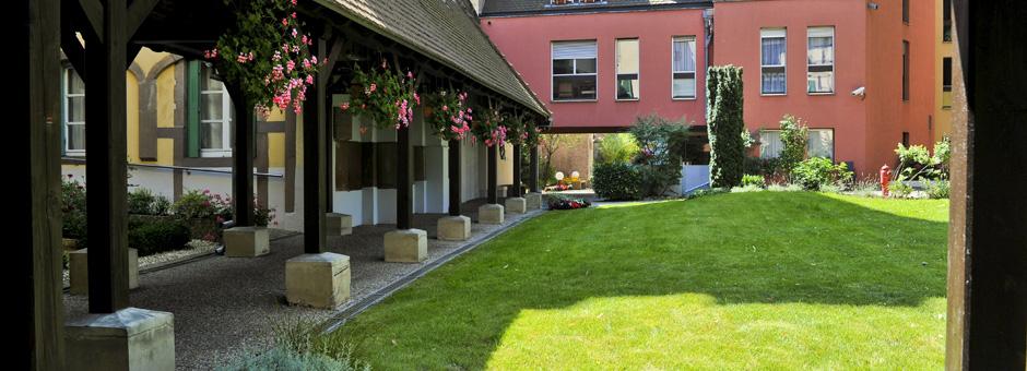 Les jardins d 39 alsace r sidence strasbourg - Residence les jardins d alsace strasbourg ...
