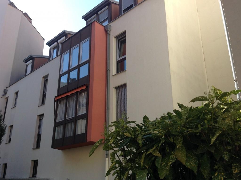 façade EST BatC