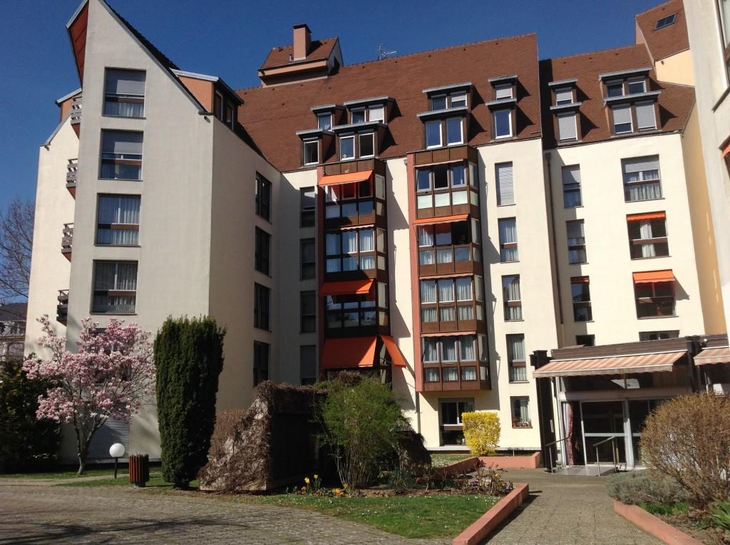 façade sud Bat B et C