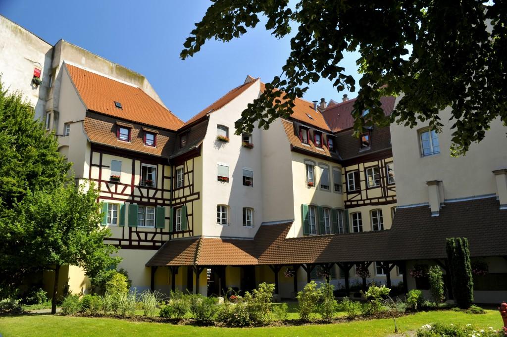 Disponibilit s immobili res les jardins d 39 alsace - Residence les jardins d alsace strasbourg ...